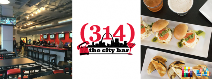 314 The City Bar Cover Photo
