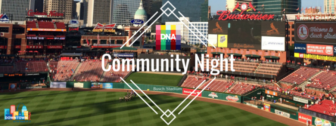 Community Night at Busch Stadium