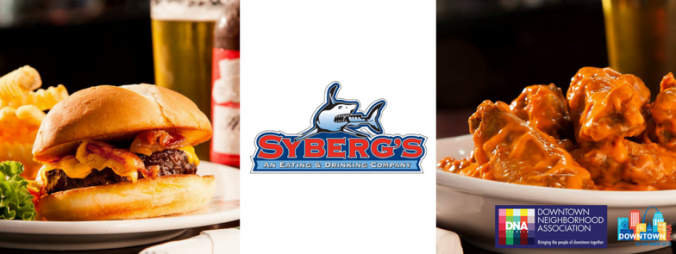 Sybergs Happy Hour
